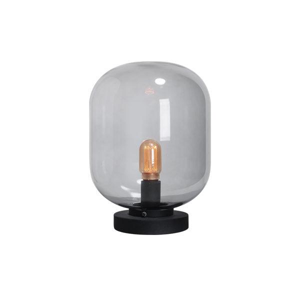 Tafellamp Benn Mini - Glazen kap