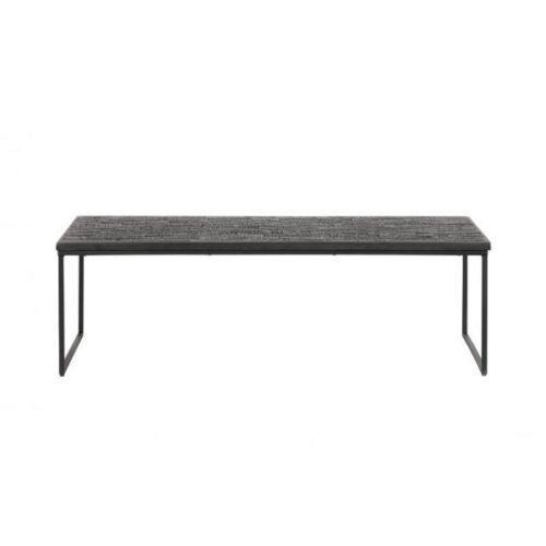 BePurehome Sharing salontafel zwart 120x60cm