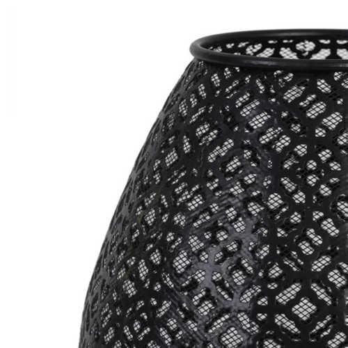 Tafellamp 20x26cm SELNA mat zwart