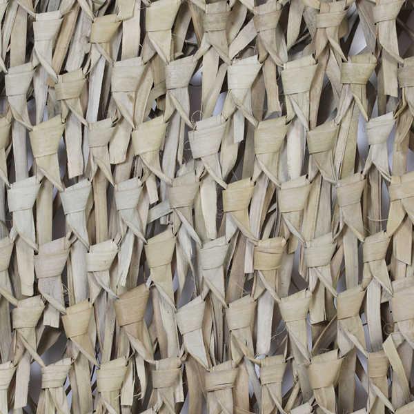 Wandornament palm blad KATIOLA 65x80cm