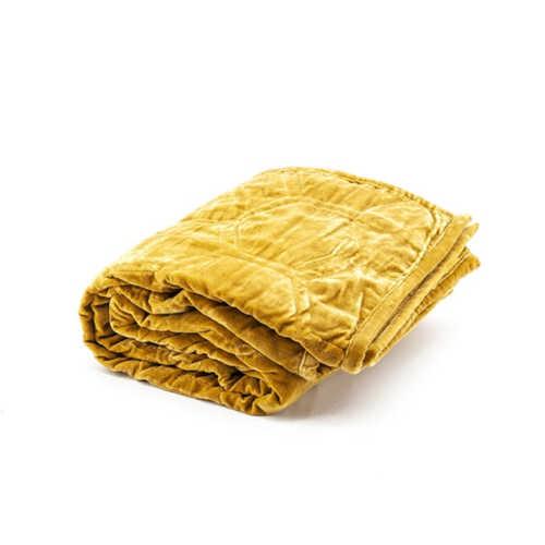 Plaid Honey - Yellow
