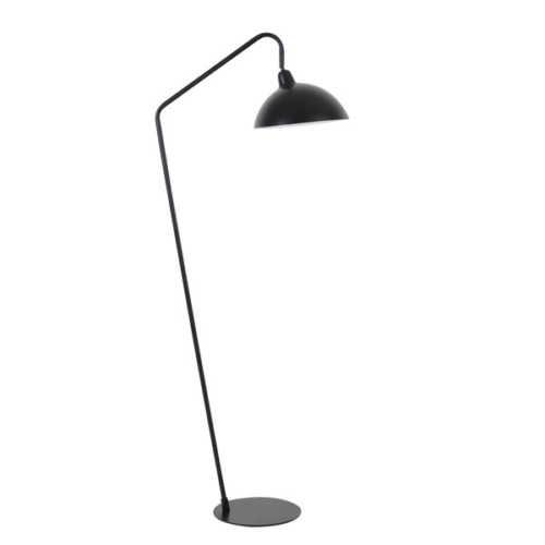 Vloerlamp 53,5x30x150cm ORION mat zwart