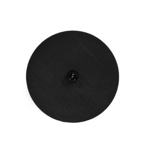 Wandlamp VENUS 34x9cm keramiek zwart