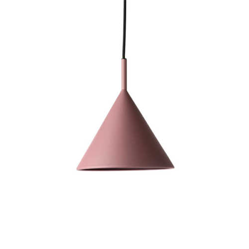 HK Living Triangle hanglamp M - Mat Paars