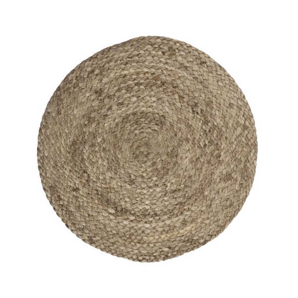 IB Laursen Placemat rond jute - Naturel