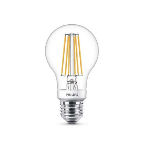 Philips 3-standen E27 Sceneswitch standaard LED helder 7.5W/3W/1.6W