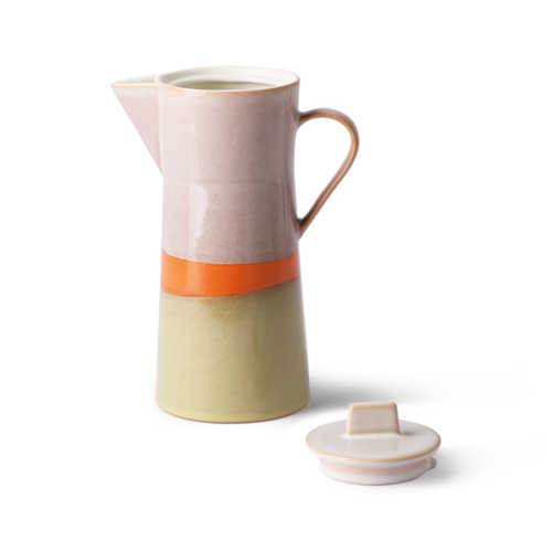 HK Living 70's Koffiepot - Saturn