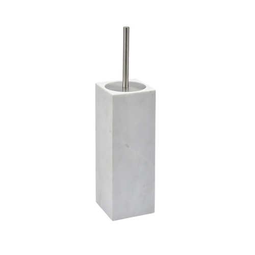 Aquanova - HAMMAM WC-borstelhouder Wit