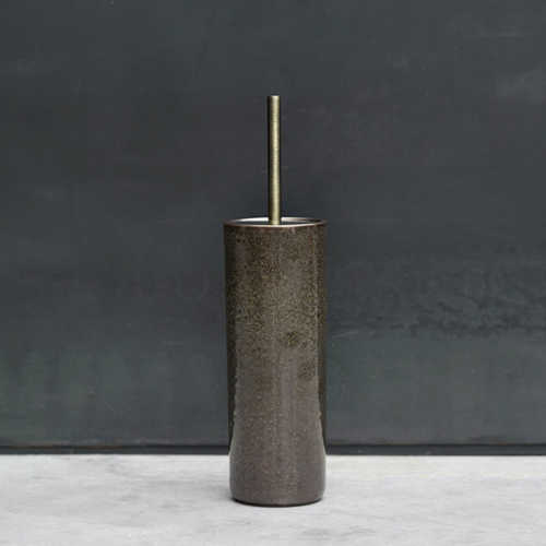 Aquanova - UGO WC-borstelhouder Vintage Brons