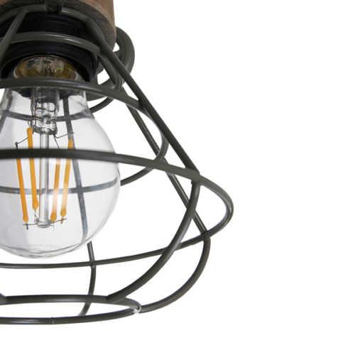 Anne Spot/Wandlamp Geurnesey 1L - Groen
