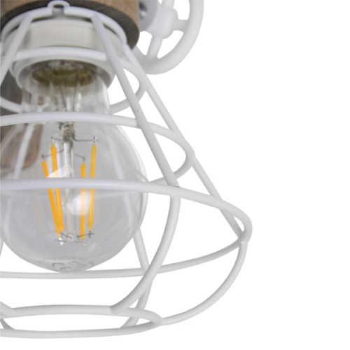 Anne Spot/Wandlamp Geurnesey 2L - Wit