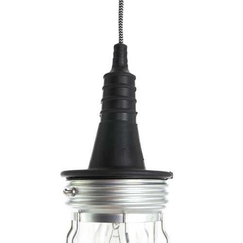 Anne Looplamp Walkman - Zwart