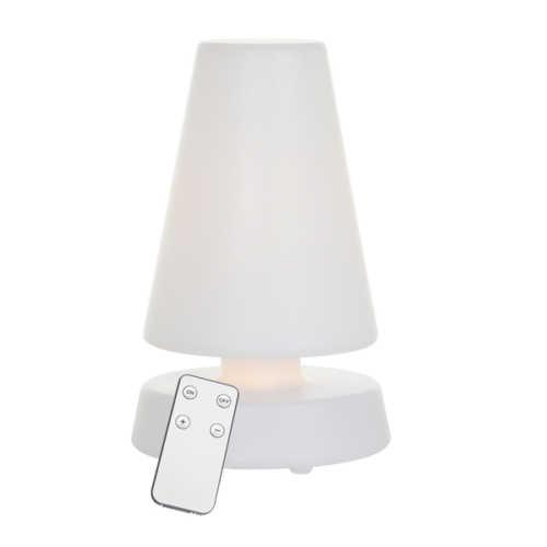Anne Oplaadbare lamp Catching Light - Kegel