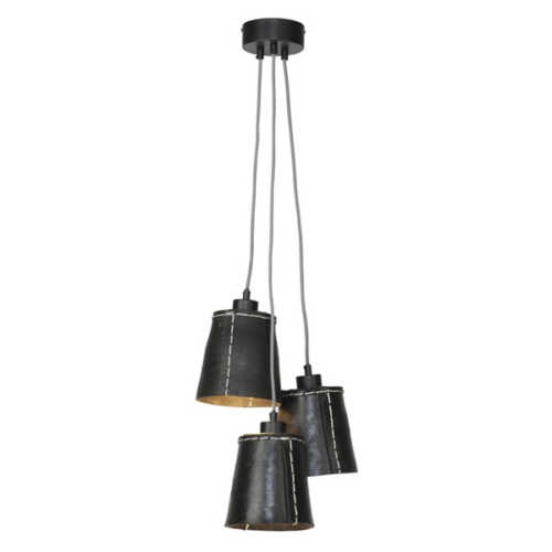 Hanglamp 3-lichts Amazon gerecyclede autoband - Small