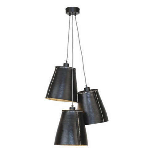 Hanglamp 3-lichts Amazon gerecyclede autoband - Large