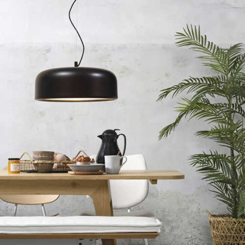 Hanglamp Marseille - Zwart