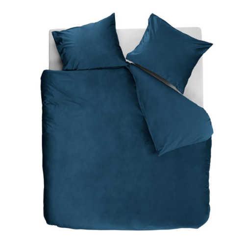 At Home Tender dekbedovertrek - Blue