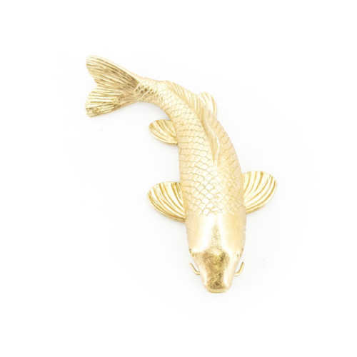 Ornament Triton - Gold