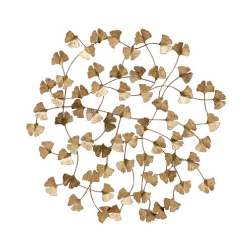BePureHome Wallflowers metaal - Antique Brass