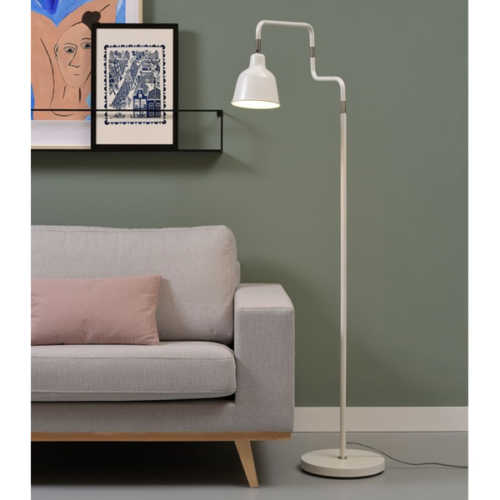 Vloerlamp London - Wit