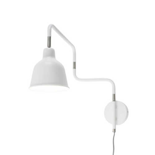 Wandlamp London - Wit