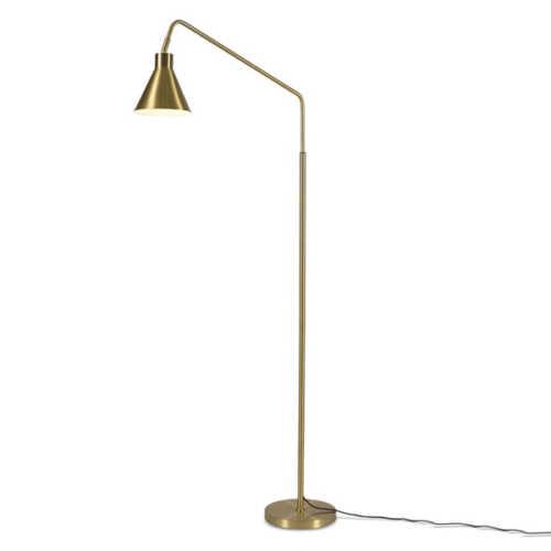Vloerlamp Lyon - Goud