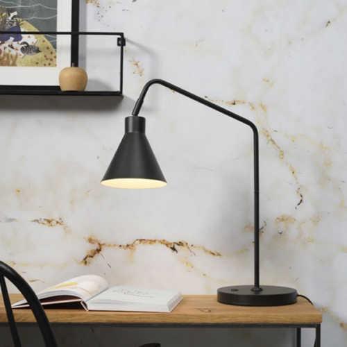 Tafellamp Lyon - Zwart