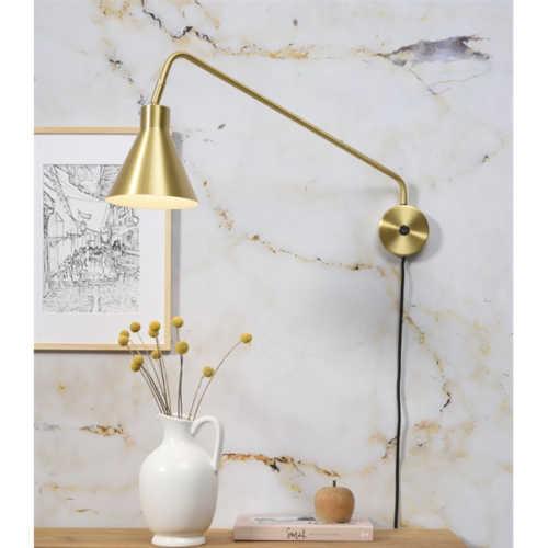 Wandlamp Lyon - Goud