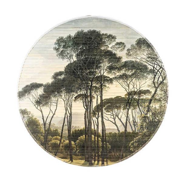 Wanddecoratie Morita jungle - Large 120cm