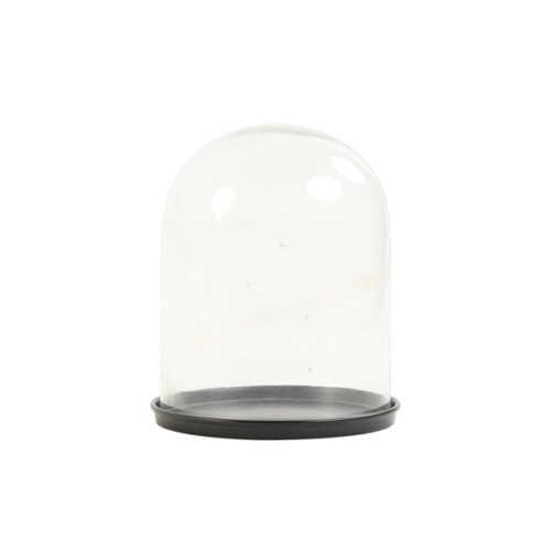 Stolp 22x28cm HARANG helder glas - Zwart