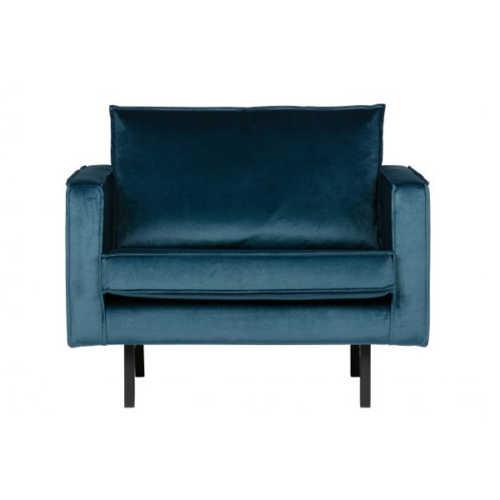 BePureHome Rodeo fauteuil - Velvet (diverse kleuren)
