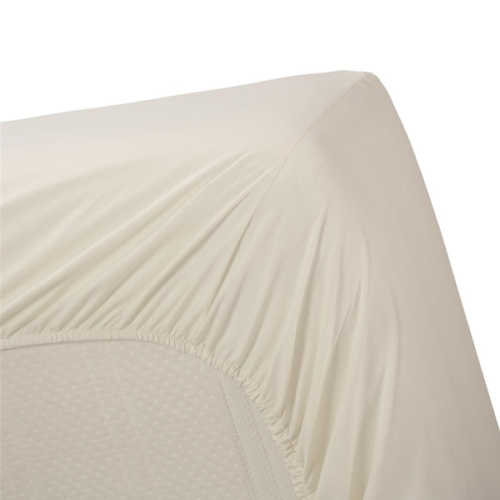 Beddinghouse Percale hoeslaken - Off-white (diverse maten)