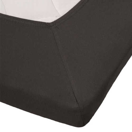 Beddinghouse Percale topper hoeslaken - Antraciet (diverse maten)