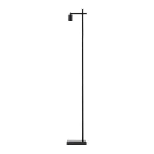 Vloerlamp 28,5x15x152cm CORBY - Mat zwart