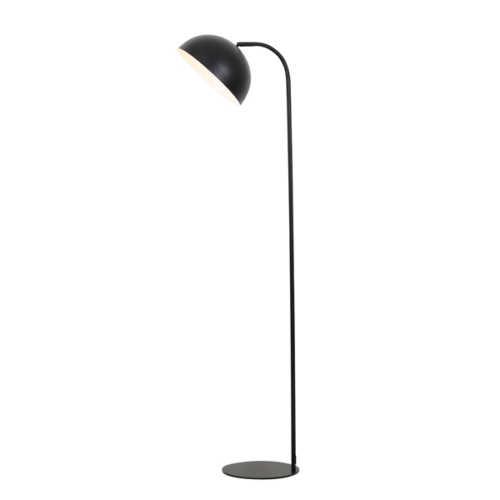 Vloerlamp 30x37x155cm METTE - Mat zwart