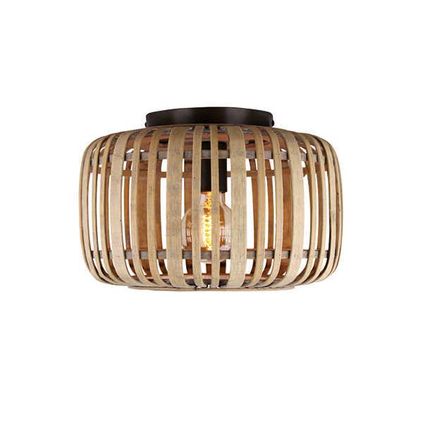 Plafondlamp Treccia 34cm - Rotan