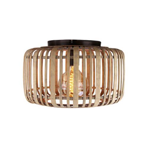 Plafondlamp Treccia 40cm - Rotan