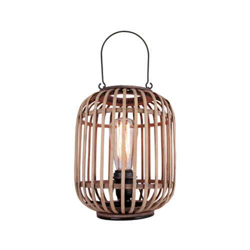 Tafellamp Treccia - Rotan