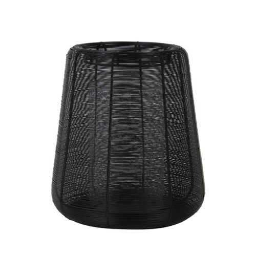 Windlicht 32x35cm ADETA zwart