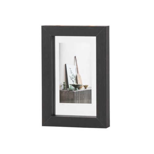 WOOOD Blake fotolijst met houten rand - 30x20cm