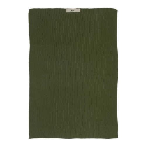 IB Laursen Handdoek Mynte - Dark Green