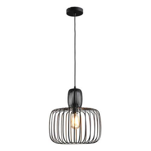 Hanglamp Costola 45cm - Zwart