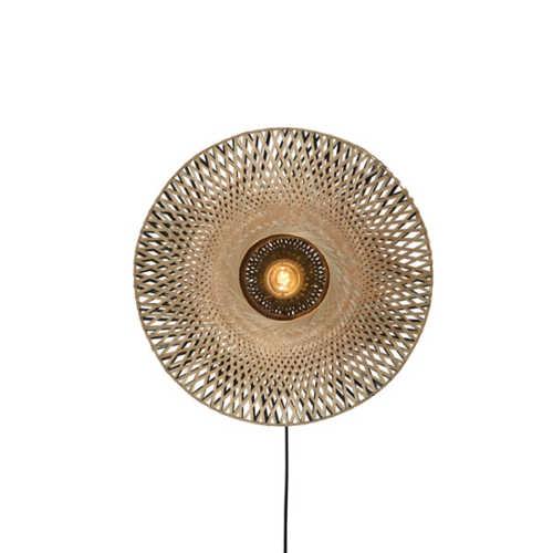Wandlamp Kalimantan S - Bamboe