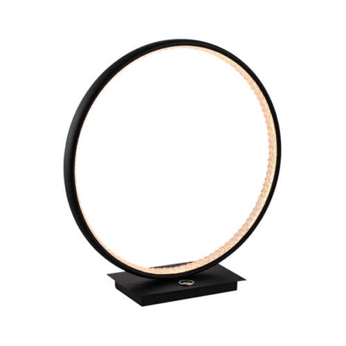 Tafellamp Diaspro - Zwart