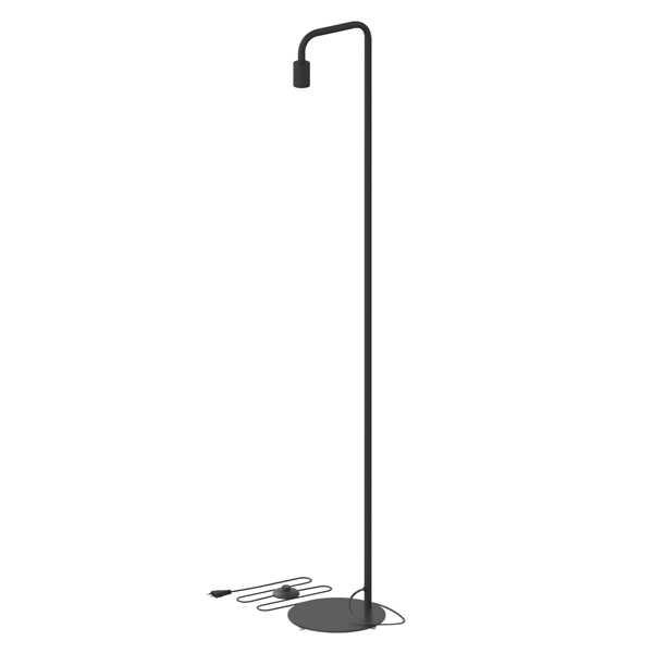 CALEX Vloerlamp U-Line - Zwart