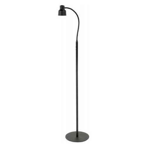 Vloerlamp Flexy LED dimbaar - Mat Zwart