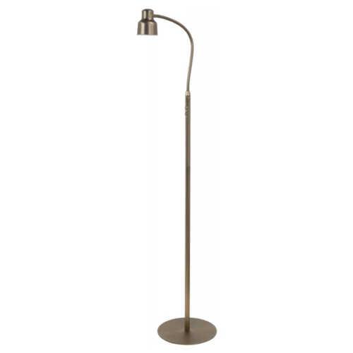 Vloerlamp Flexy LED dimbaar - Brons