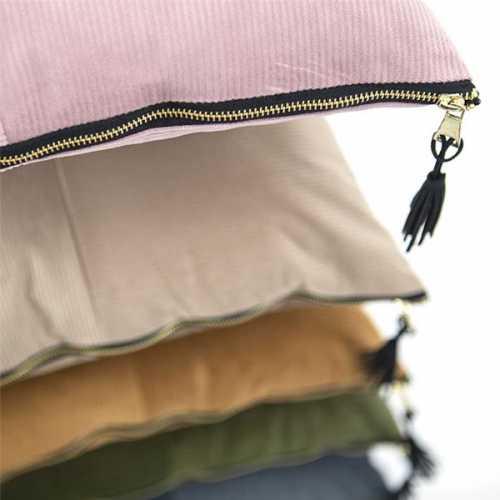 Sierkussen Faith 45x45cm - Pink