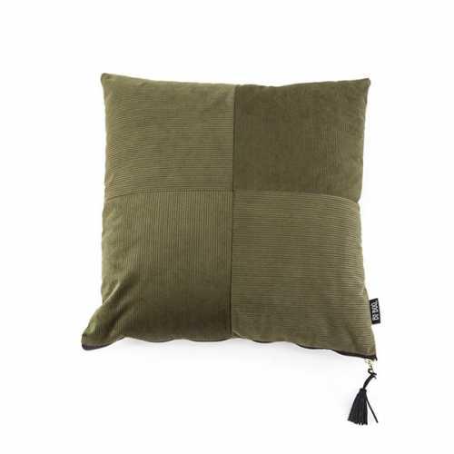 Sierkussen Faith 45x45cm - Green