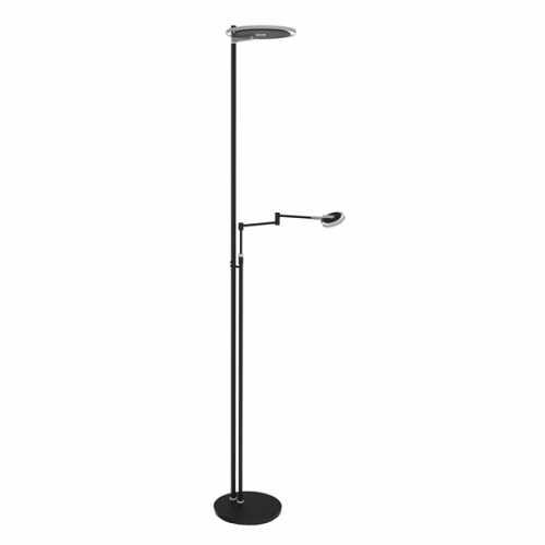 Leeslamp 2-lichts Turound - Zwart
